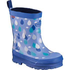 Viking Footwear Dråpe Rubber Boots Kinder blue